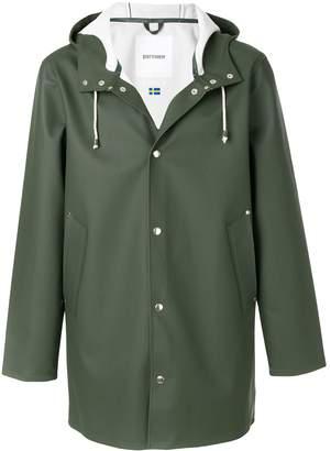 Stutterheim lightweight raincoat
