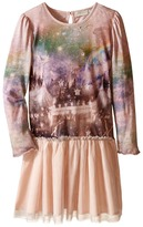 Stella McCartney Primrose Fantasy Circus Dress w/ Tulle Skirt (Toddler/Little Kids/Big Kids)