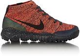 Nike Women's Flyknit Trainer Chukka FSB Sneakers-RED