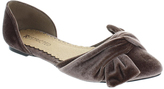 Restricted Taupe Jenn D'orsay Flat