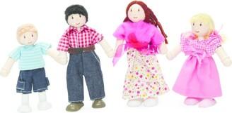 Le Toy Van Doll Family Set