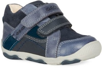 Geox Baby Boy's New Balu Leather Sneakers