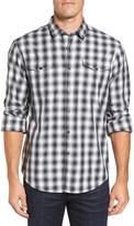 Coastaoro Acacia Plaid Regular Fit Flannel Shirt