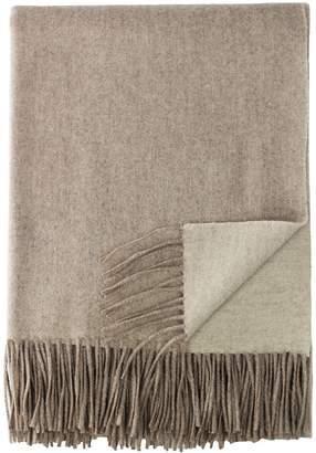 """Melange Home Merino Wool Throw- 50""""x70"""""""