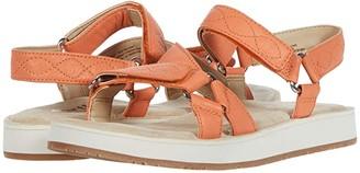Earth Sylt Saba (Black Smoothy) Women's Sandals