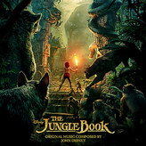 Disney The Jungle Book Soundtrack CD - Live Action