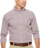 Dockers On-the-Go Mini-Plaid Shirt