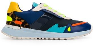 MICHAEL Michael Kors patterned low-top sneakers