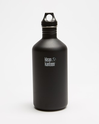 Klean Kanteen Black Water bottles - 64oz Classic Loop Cap Bottle - Size One Size at The Iconic