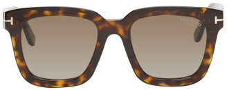 Tom Ford Tortoiseshell Sari Sunglasses