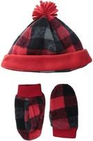 Columbia Frosty Fleece Hat & Mitten Set (Toddler)