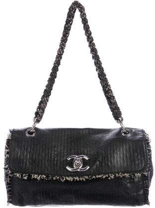 Chanel Medium Tweedy Flap Bag