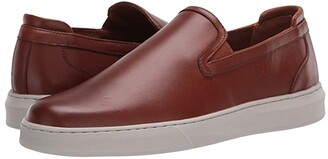 Kenneth Cole New York Liam Slip-On (Cognac) Men's Shoes