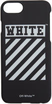 Off-White Black Diagonal iPhone 7 Case
