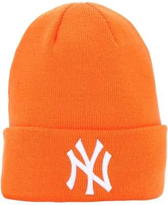 New Era League Essential Cuff Knit Beanie Hat