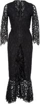 Alexis Nadege Ruffled Lace Dress