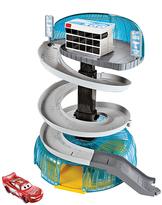 Mattel Cars 3 Florida Speedway Spiral Play Set