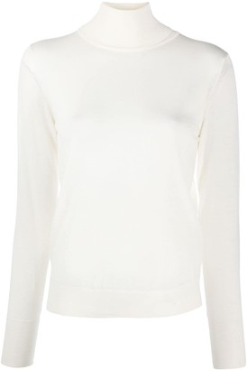 Nuur Roll-Neck Fitted Jumper