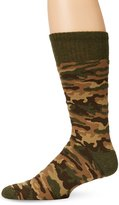 Carhartt Men's Men's Camo Boot Sock