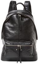 Balenciaga Textured Leather Backpack