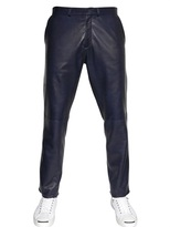 Richard Nicoll 18cm Super Soft Nappa Leather Trousers