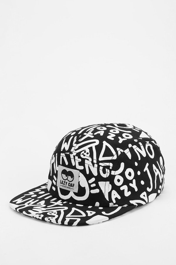 Urban Outfitters Lazy Oaf Hot Head 5-Panel Hat