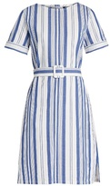 A.P.C. Naxos striped cotton dress
