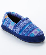Acorn Moc Slippers Shoes - Women's