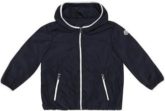 Moncler Enfant Eau technical jacket
