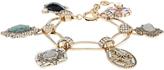 Accessorize Mixed Jewels Statement Bracelet