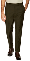3.1 Phillip Lim Tapered Strap Panel Flat Front Trousers