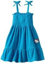 Hello Kitty Little Girls' Terry Sundress