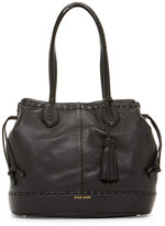 Cole Haan Allesa Drawstring Leather Tote