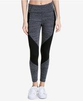 Calvin Klein Space-Dyed High-Waist Leggings