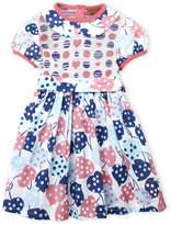 Missoni Girls 4-6x) Mixed Media Printed Dress