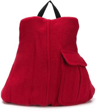 Eastpak East Pak x Raf Simons Ricceri coat backpack