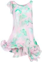 Cosel Dress Pink Butterfly