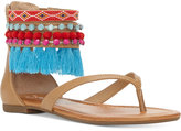 Jessica Simpson Raquelle Thong Flat Sandals