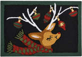 Nourison Reindeer Holiday Accent Rug