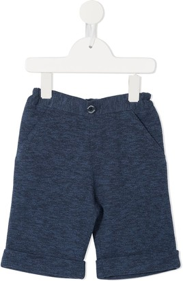 Familiar casual jersey shorts