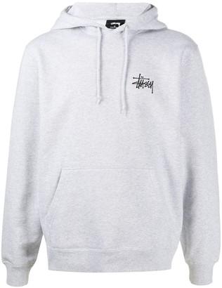 Stussy Logo Cotton Sweatshirt