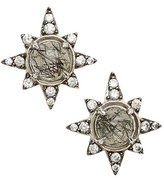 Nadri Women's Holiday Star Stud Earrings