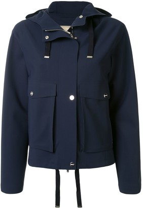 Herno First Act hooded jacket