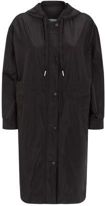 Kenzo Hooded Raincoat