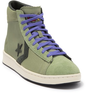 Converse Pro Leather High Top Sneaker (Unisex)