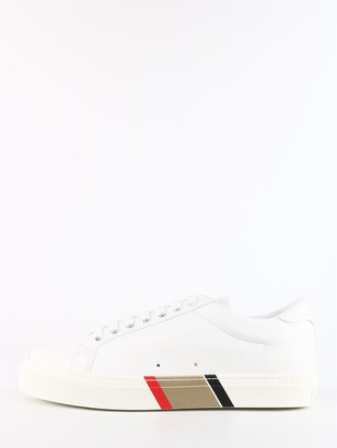 Burberry Leather Sneaker Organic Sole