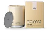 Ecoya Madison Jar Fragranced Candle - Vanilla Bean