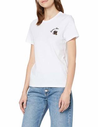 Only Women's ONLKITA Life REG S/S BEE TOP Box CO JRS T-Shirt