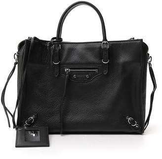 Balenciaga Papier A6 Zip Around Bag