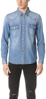 Ami Western Denim Shirt